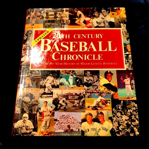 Baseball Chronicles 1900-1991